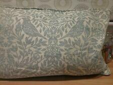 Bellfield Oblong Cushion Cover And Pad 40x60cm Eau De Nill
