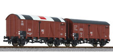"Liliput L230138 • Wagen-Set ""BVZ"", 2-teilig, DRB, Epoche II, Spur H0, NEU & OVP"