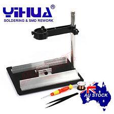 YIHUA682 Rework Station Hot Air Gun stand holder For BGA SMD Soldering Repairing