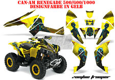AMR Racing Graphic DECORO KIT ATV CAN-AM Renegade g1/g2 Zombie Trooper la merce in magazzino