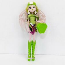 Monster High Doll Batsy Claro Brand Boo Students Complete Outfit Wings Purse