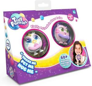 SilverLit Tiny Furries Twin Pack Assorted