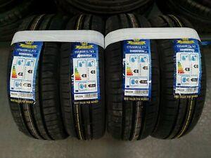 TRENO COMPLETO 4 GOMME SMART FOR TWO 451/453 155/60 15+175/55 15 ESTIVE OFFERTA