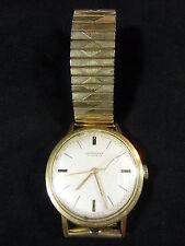 Junghans Herren Armbanduhr mit Fixoflex, vergoldet,läuft, 60er Jahre,