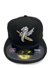 Rare Men's Charlotte New Era 59FIFTY Fitted Hat NWT 7 1/4 Knights Very MILB 2014