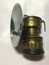 New listing Vintage Carbide Miner Lamp-Guy's Dropper-patent Dates 1912-1925 Shanklin Mfg