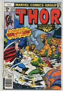 Thor 275 High Grade