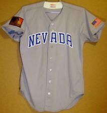 Nevada Wolfpack at Reno Game Worn Road #24 College Baseball Jersey