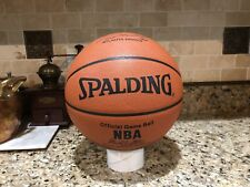 Official Spalding NBA Game Ball Leather Basketball Dominique Wilkins Hawks
