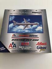 GeminiJets 1:400 Modellflugzeug, American Airlines Boeing 757-200, Chrom Edition