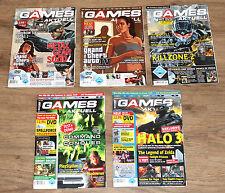 Rivista GAMES edizione Games attualmente 4/2007 12/2006 1/2009 1 4/2008