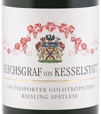 6 bt. RIESLING SPATLESE PIESPORTEN GOLFTROPFCHEN 2010 REICHSGRAF V.N KESSELSTATT