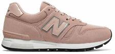New Balance Damen Sneaker Turnschuhe Freizeitschuhe  Wl565bd Pink/grau Neu