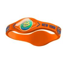 Authentic Power Balance Silicone Wristband - NY Knicks - Small