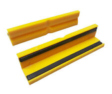 Schonbacken Schutzbacken Spann f. Schraubstock Magnet 100 125 150mm Kunststoff