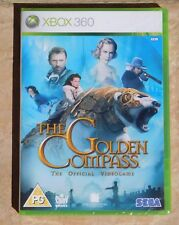 NEW MINT XBOX 360 THE GOLDEN COMPASS OFFICIAL PAL VERSION Video Game from UK