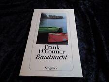 Brautnacht, Frank O'Connor, Aus dem Englischen von Elisabeth Schnack, Diogenes