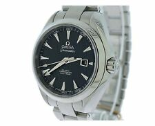 Women's Round OMEGA Wristwatches with 12-Hour Dial