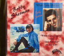 BOBBY SHERMAN - 2LPs on 1CD - 33 Tracks