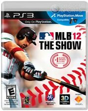 Mlb 12 The Show Playstation 3 PS3-Envío Gratuito