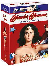 Wonder Woman - die Serie Vollständige DVD - völlig in italiano