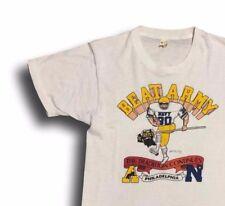 Vintage US NAVY vs US ARMY Football Game Beat Army T-Shirt Tee Sz M