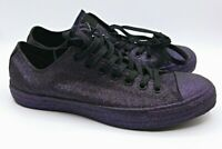 Converse Chuck Taylor Ox Mens Size 9 Shoes Womens Size 11 Glitter 162992C
