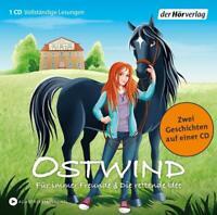 ANNA CARLSSON - OSTWIND-FÜR IMMER FREUNDE UND DIE RETTENDE IDEE   CD NEW