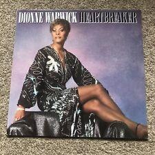 "Dionne Warwick Heartbreaker 12"" Vinyl Arista Records 1982 Brand New Mint"