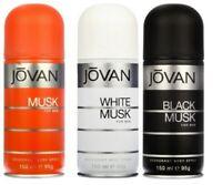 Jovan  Deodorant Body Spray For Men 150 ml