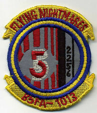 B5 Babylon 5 Flying Nightmares Squadron Embroidered Iron-on Patch