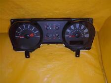 07 08 09 Mustang Speedometer Instrument Cluster Dash Panel Gauges 123,152