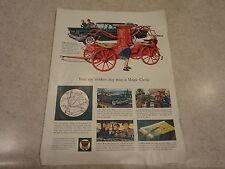"1945 Ethyl Corporation Vintage Magazine Ad ""Magic Circle"""