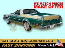 1977 1978 1979 Ranchero GT Decals & Stripes Kit