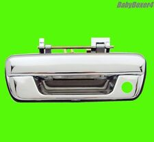 Holden RA Rodeo Ute 03 04 05 06 Chrome Tailgate Rear Door Handle With KeyHole