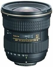 Tokina AT-X PRO 11-16mm F/2.8 DX II Lens Canon