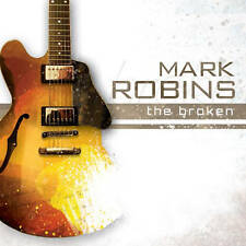 """The broken"" - Mark Robins - CD (2010)"