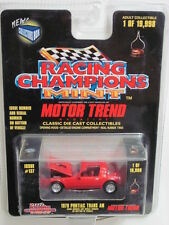 RACING CHAMPIONS MINT MOTOR TREND 1978 PONTIAC TRANS AM #137 RED SC 1:64 W+