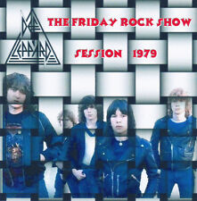 DEF LEPPARD – 'THE FRIDAY ROCK SHOW SESSION 1979' 4-TRACK DISC EP