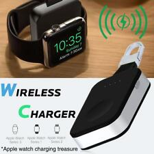 Wireless Charger Charging Pad Charge Station Power Bank For Apple Watch 1 2 3