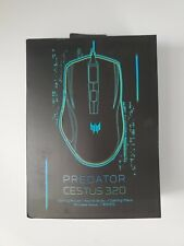 Acer Predator Cestus 320 RGB Gaming Mouse – On-The-Fly DPI Shift Setting On-B...