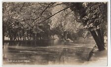 London; Enfield River Walk RP PPC 1926 PMK By Photochrom
