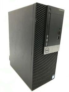 Dell OptiPlex 3040 MT PC Core i3-6100 3.70GHz 4GB DDR3 500GB HDD