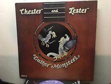 CHET ATKINS & LES PAUL - Guitar Monsters ~ RCA 2786 {nm} w/Joe Osborne, Hauser
