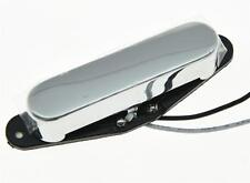 Chrome Cover Alnico 5 Tele NECK Pickup Vintage Sound Pickups for Telecaster