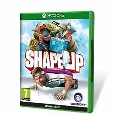 Pal version Microsoft Xbox One Shape Up