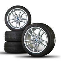 BMW 18 Zoll Felgen Winterräder M2 F87 Winterreifen Styling M640 Alufelgen