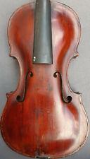 4/4 Violine mit Zettel Paolo Antonio Testore 1736, Geige, angeschäftet