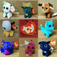 McDonalds Happy Meal Toy 2020 UK TY Plush Characters Soft Toys - Various