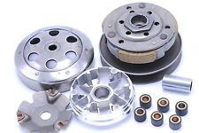 Rear CLUTCH Variaror Fan /r 50cc - 80cc GY6 139QMB 4 stroke  gokart atv 3010